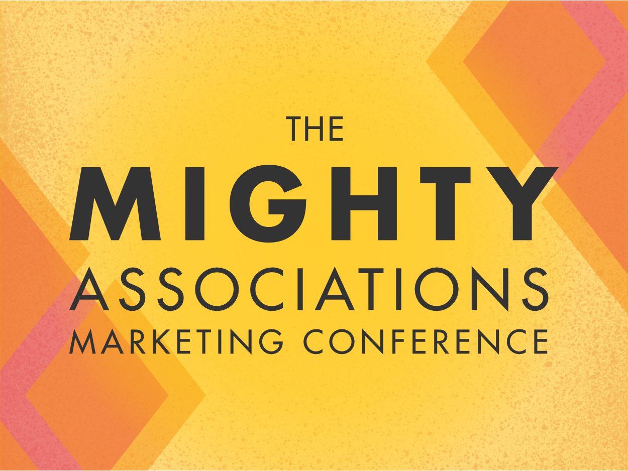 Mighty Associations Marketing Conference logo