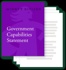 Government Capabilities Statement (PDF)